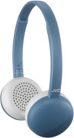 Austiņas JVC HA-S20BT-E Blue, bezvadu