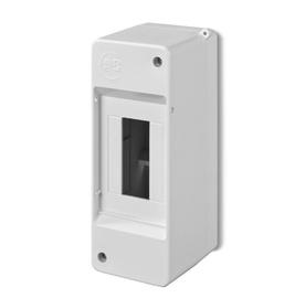 Panelis Elektroplast 2302-00, 53 mm, IP20, 2 mod