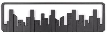 Drēbju pakaramais Umbra Skyline, melna