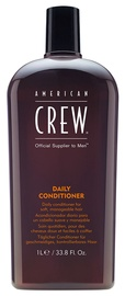 Matu kondicionieris American Crew Daily, 1000 ml