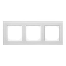 Liregus Epsilon Three Way Frame K14-245-03 White