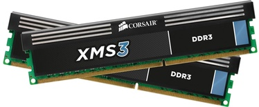 Operatīvā atmiņa (RAM) Corsair XMS3 CMX16GX3M2A1600C11 DDR3 (RAM) 16 GB CL11 1600 MHz