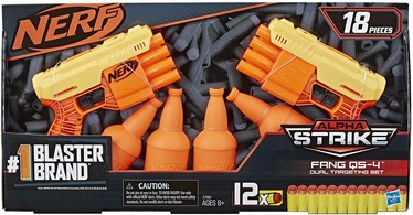 NERF Alpha Strike Fang QS-4 Two Blaster Set 18