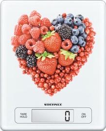 Soehnle Electronic Kitchen Scales Page Profi Fruit Hearts