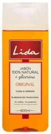 Жидкое мыло Lida Original, 600 мл