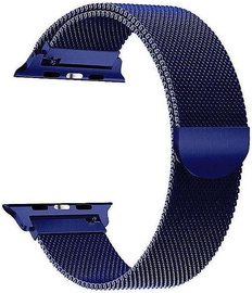 Ремешки Tech-Protect Stainless Steel Strap For Apple Watch 42/44mm Navy Blue