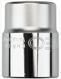 "NEO Hexagonal Socket Cr-V 29mm 1/2"""