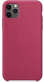 Riff Thin And Soft Back CaseFor Apple iPhone 11 Dark Pink