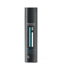 Šampūns Kadus Professional Hair and Body Shampoo Uomo 250ml