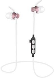 Наушники Platinet PM1060 In-Ear Pink
