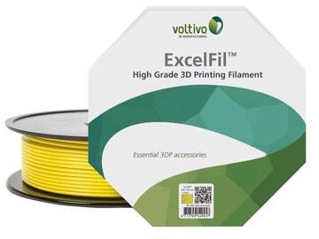 Расходные материалы для 3D принтера Voltivo ExcelFil, желтый