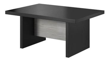 Kafijas galdiņš Idzczak Meble Olen Black Grey, 1100x680x450 mm