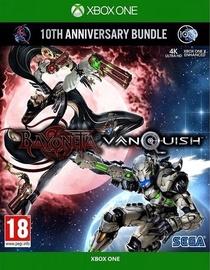 Xbox One spēle Bayonetta and Vanquish 10th Anniversary Bundle Xbox One