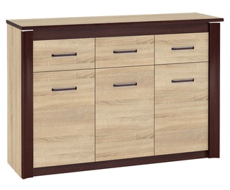 ML Meble Oliwier 10 Chest Of Drawers Sonoma Oak