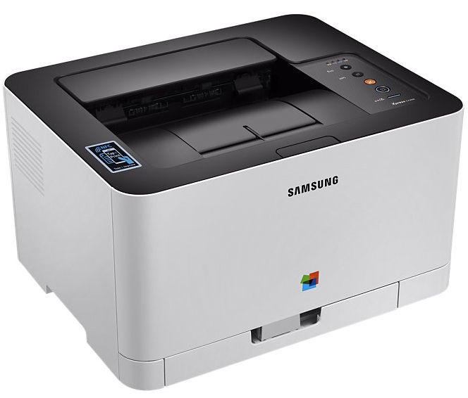 Lāzerprinteris Samsung SL-C430W, krāsains