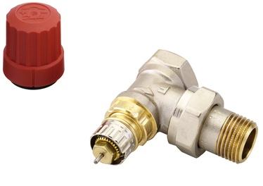 Клапан радиатора Danfoss, угловой/термостатный, для отопительных систем