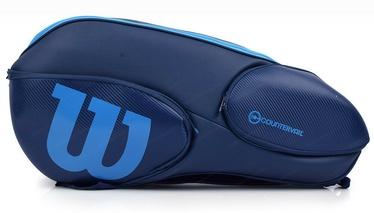 Спортивная сумка Wilson Ultra Blue, синий/голубой