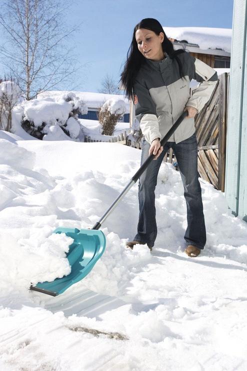 Gardena 3240-20 KST 40 Combisystem Snow Shovel