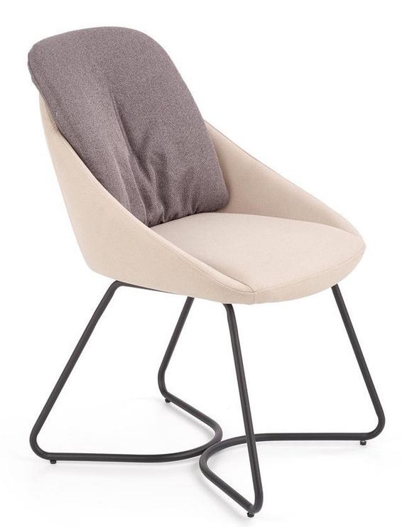Halmar Chair K391 Dark Grey/Light Grey
