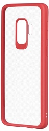 Devia Pure Style Back Case For Samsung Galaxy S9 Plus Red