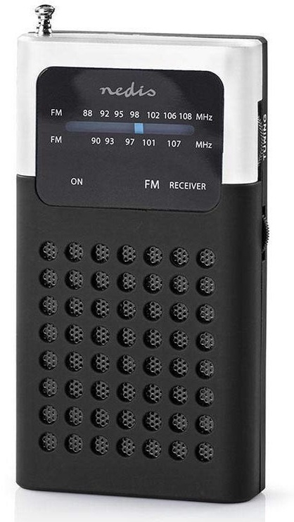 Nedis RDFM1100 White/Black