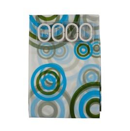 Home Accents PED-008 Bath Curtain 180x180cm