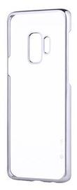 Devia Glitter Soft Back Case For Samsung Galaxy S9 Plus Transparent/Silver