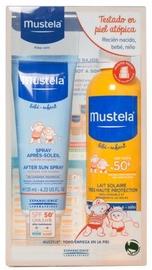 Mustela After Sun Spray 2pcs Set SPF50+ 425ml