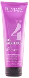 Кондиционер для волос Revlon Be Fabulous Hair Recovery Step 4 Keratin Conditioner, 250 мл
