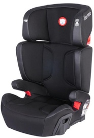 Mašīnas sēdeklis Lionelo Hugo Leather Black, 15 - 36 kg