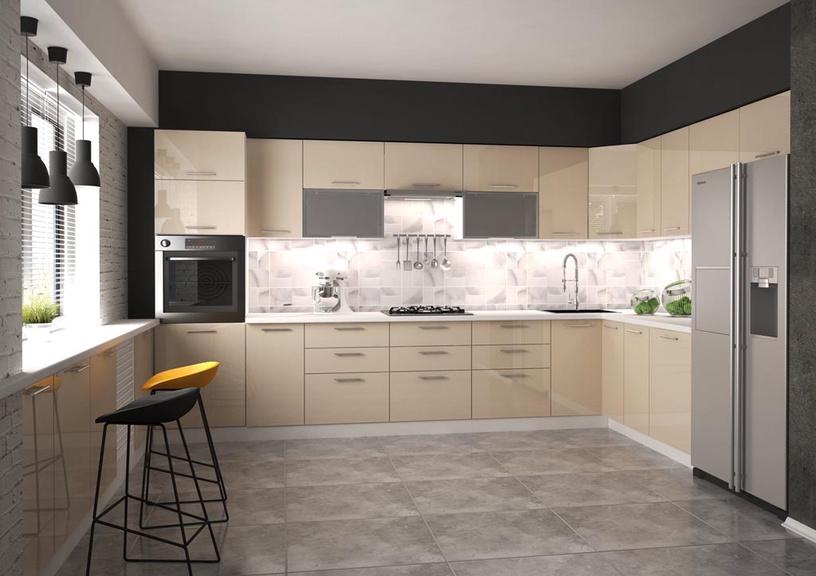 Halmar Kitchen Bottom Cabinet Vento D-40/82 Beige