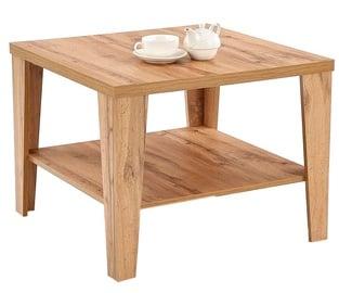 Kafijas galdiņš Halmar Manta Votan Oak, 700x700x470 mm