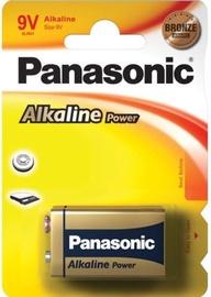 Elements Panasonic Alkaline Battery 9V x 2