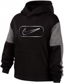 Nike Therma Junior Hoodie BV3114 010 Grey S