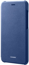 Huawei Original Book Flip Case For Huawei P9 Lite 2017 Blue