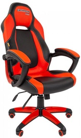 Игровое кресло Chairman Game 20 Black/Red