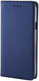 GreenGo Smart Magnet Book Case For Samsung Galaxy A9 Navy Blue