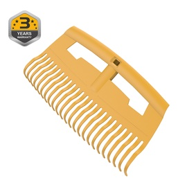 Forte Tools FT20 Rake Without Handle 430mm