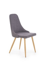 Ēdamistabas krēsls Halmar K285, pelēka
