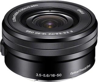 Objektīvs Sony E 16-50mm f/3.5-5.6 OSS PZ, 116 g