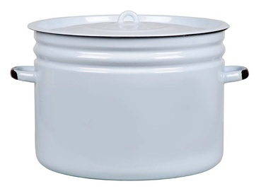 SN Enamelled Metal Pot D40cm 24l
