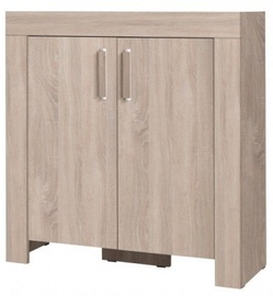 Jurek Meble Cezar Chest Of Drawers Reg10 Sonoma Oak