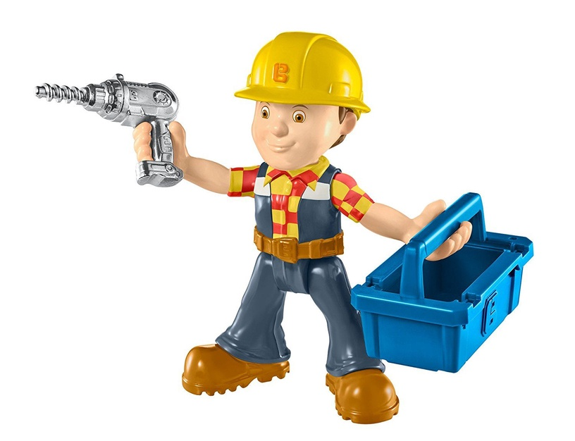 Rotaļlietu figūriņa Fisher Price Bob The Builder Repair & Build Bob DHB06