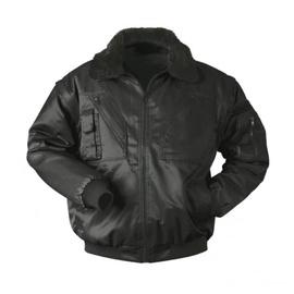 Winter Pilot Jacket Black XXL