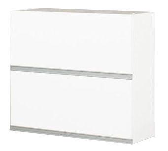 Bodzio Sandi KS80GDP Upper Cabinet 80 Glossy White