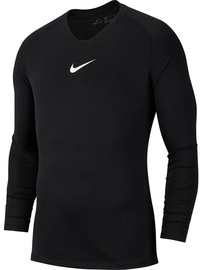 Nike Men's Shirt M Dry Park First Layer JSY LS AV2609 010 Black S