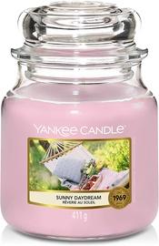 Свеча Yankee Candle Classic Medium Jar 411g Sunny Daydream, 75 час