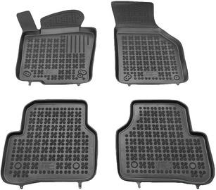 Резиновый автомобильный коврик REZAW-PLAST VW Passat Alltrack 2012, 4 шт.