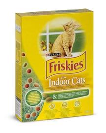Sausā kaķu barība Friskies for Indoor Cats 300g
