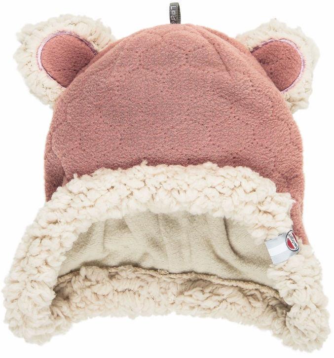 Lodger Baby Fleece Hatter BotAnimal Plush 6-12